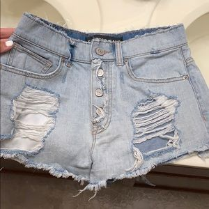 EXPRESS shorts. Like new! Maybe worn once!